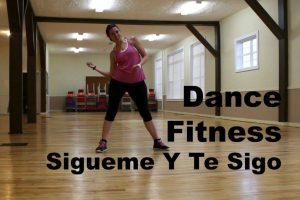 Fitness Friday: Sigueme Y Te Sigo