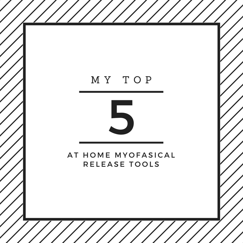 the top 5 at-home myofascial release tools | fitness | yoga | zumba ...