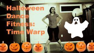 Halloween Dance Fitness: Time Warp