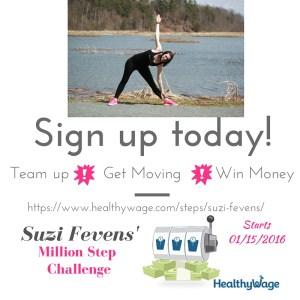 1 Million Step Challenge