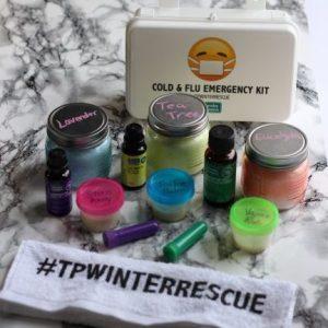 DIY Natural Cold & Flu Remedies #TPWinterRescue