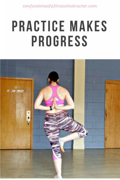 Practice Makes Progress