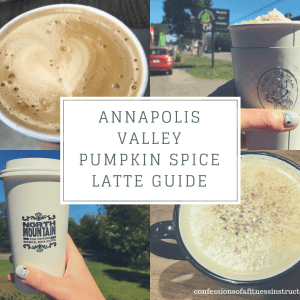 Annapolis Valley Pumpkin Spice Latte Guide