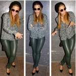 Glam-Aholic Retail Therapy: J Brand Coated Leggings