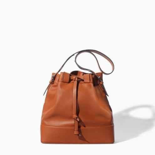 glam-aholic bucket bag