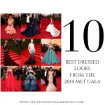 Best Dressed: 10 Favorite Looks From The 2014 Met Gala