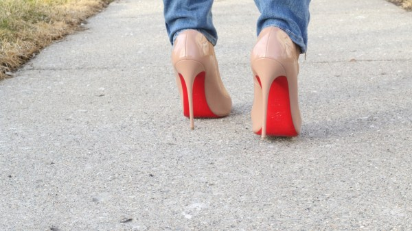 new style b2dec 81303 How To Make Christian Louboutin 'So Kate' Comfortable ...