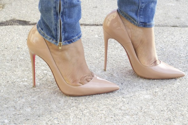 new style 11dd2 5ce88 How To Make Christian Louboutin 'So Kate' Comfortable ...