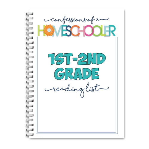 1stgradeReadingList
