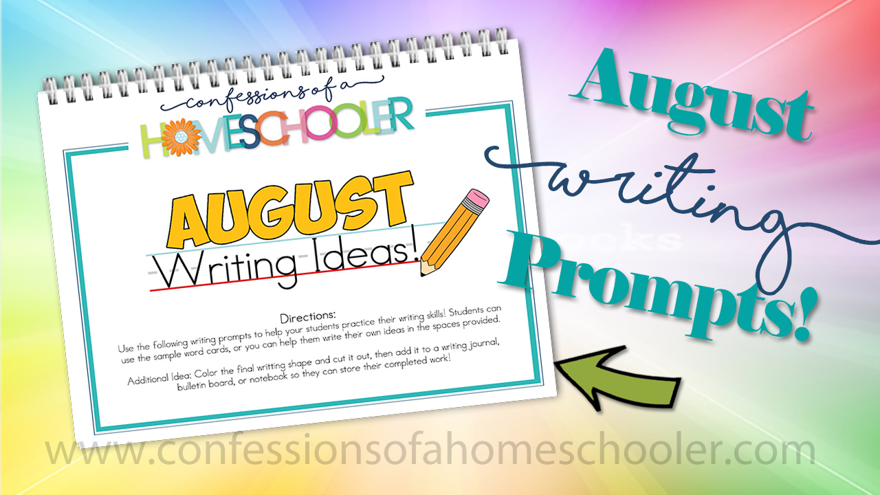 hight resolution of Writing Archives - Confessions of a Homeschooler