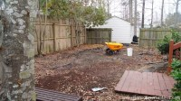 Back Yard Makeover