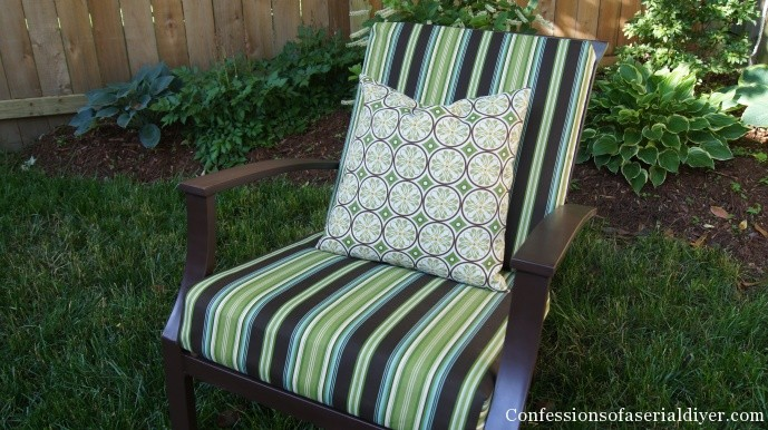 target sofa covers blanket ideas sew easy outdoor cushion {oldie, but goodie ...