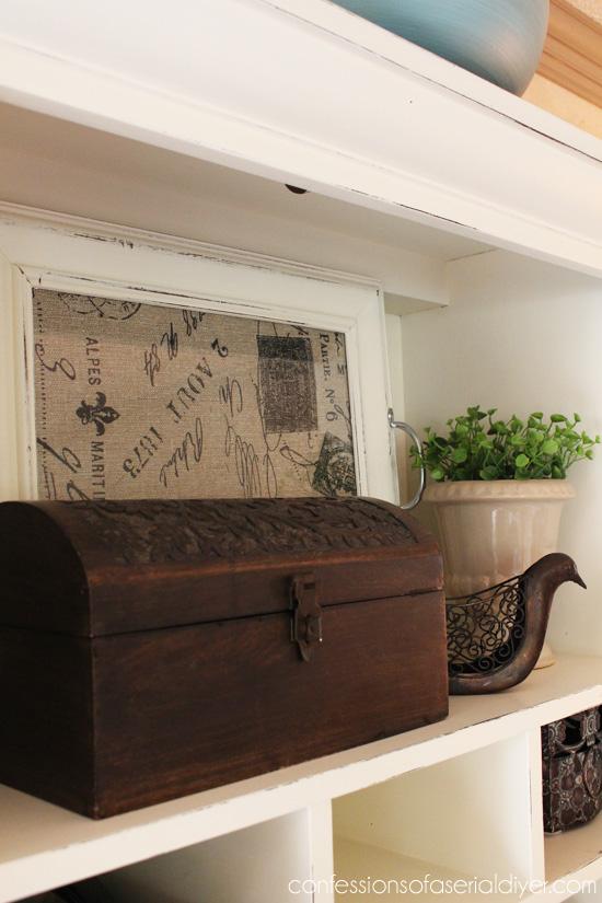 Thrifty Decor Vintage Living Room