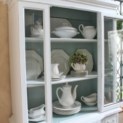 Kitchen Cabinet Spray Paint Costs Duck Egg Blue And White China | Confessions Of A ...