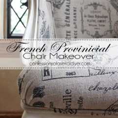 Bergere Chairs For Sale Folding Metal French Provincial Chair Makeover | Confessions Of A Serial Do-it-yourselfer