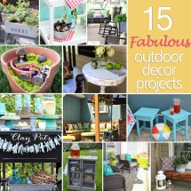 Fabulous Outdoor Projects Confessions Of