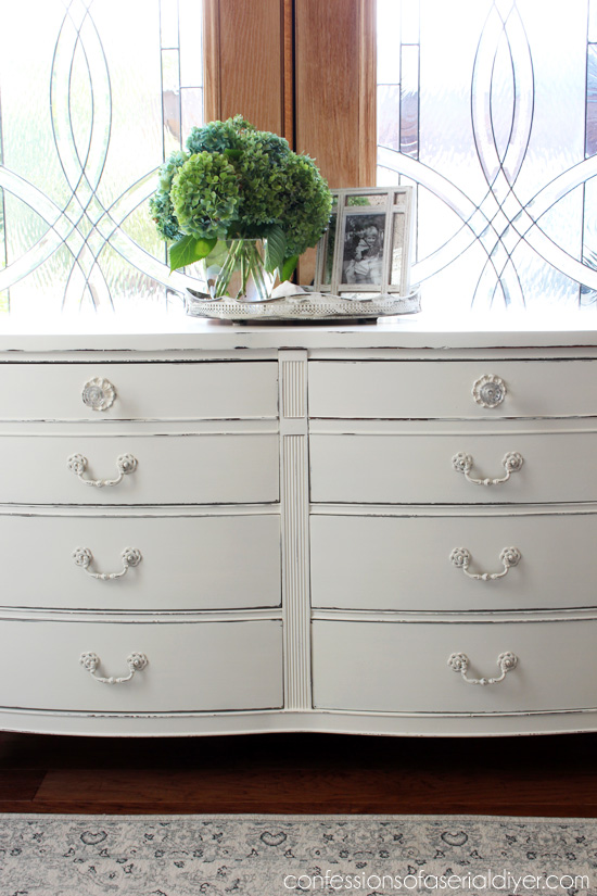 Shabby Little Dresser Confessions Of A Serial Do It