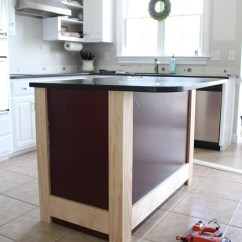 Beadboard Kitchen Island Virtual Design Tool Makeover With How To Add