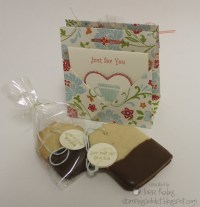 Tea Bag Holder/Card /Cookie :: Confessions of a Stamping ...