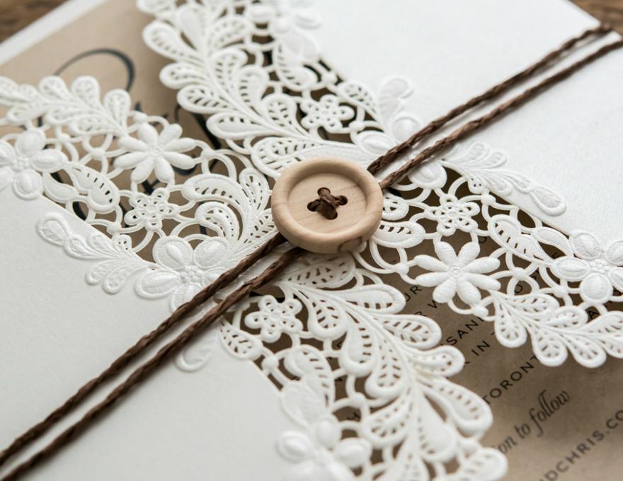Diy Wedding Invitations Ideas And Inspiration Confetti