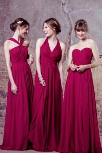 Rose Pink Bridesmaid Dresses | www.pixshark.com - Images ...