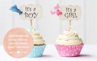 Baby Shower  Confetti & Cream