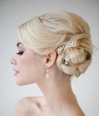 {Bridal Hair} 25 Wedding Upstyles and Updos