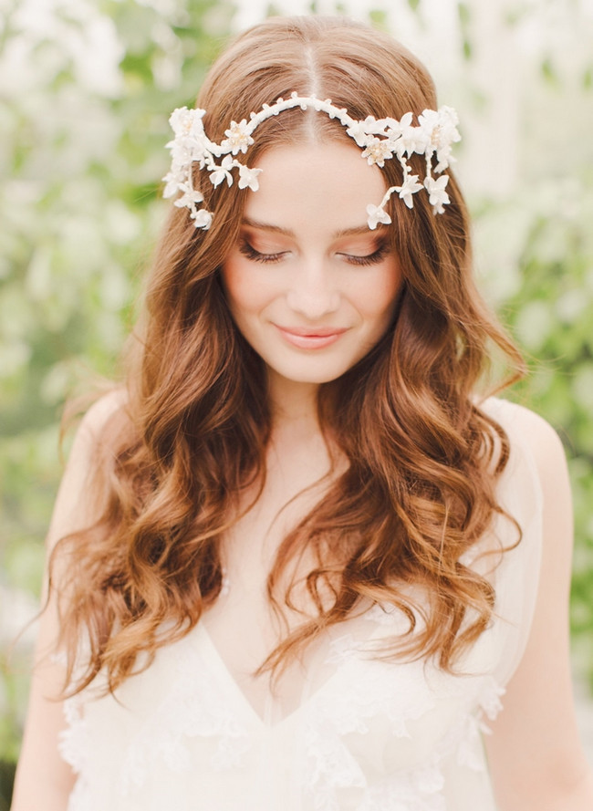 16 Bridal Hairstyles For Long Hair Fit For A Princess