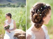 jaw dropping wedding updos &