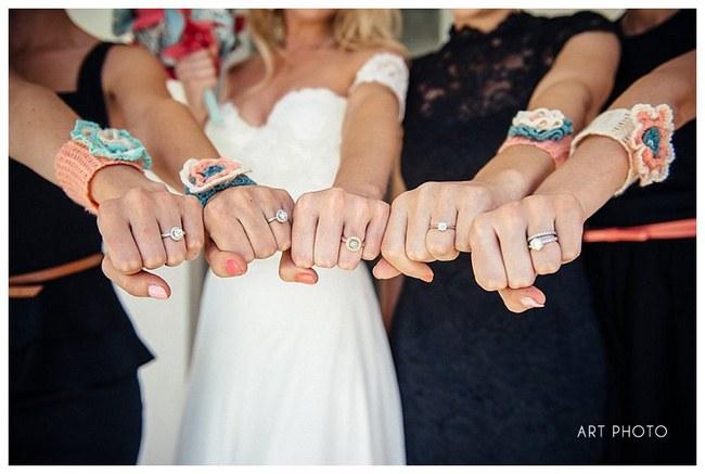 Wedding Photo Ideas and Poses - Bridesmaids (2)