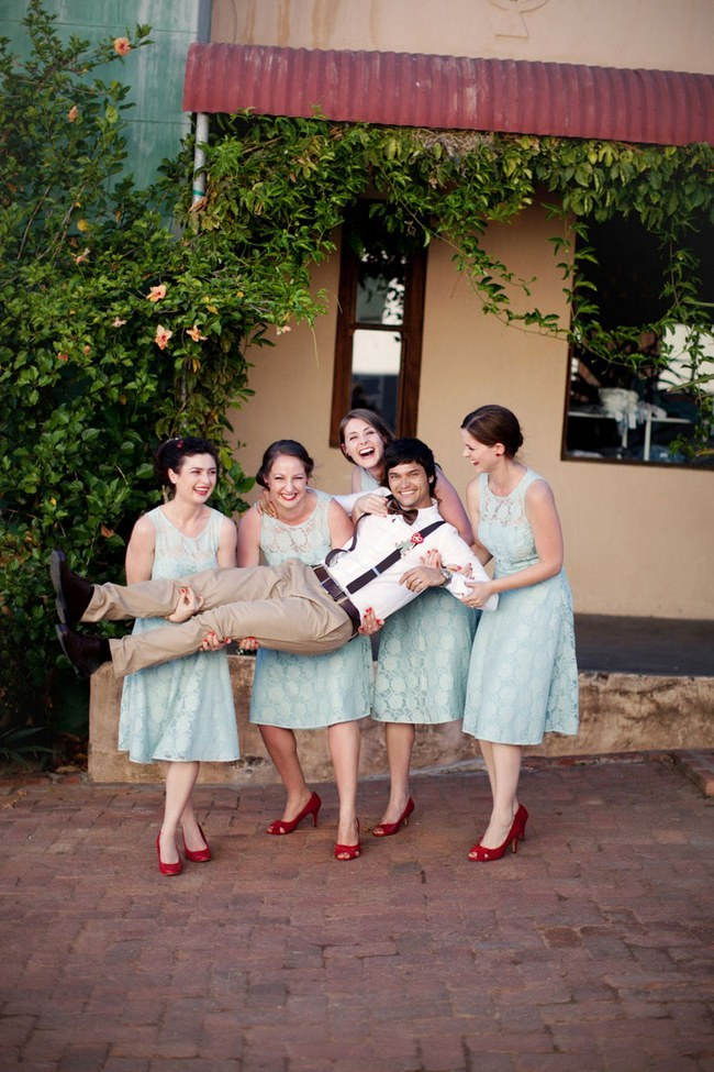 Wedding Photo Ideas and Poses - Wedding Party (4)