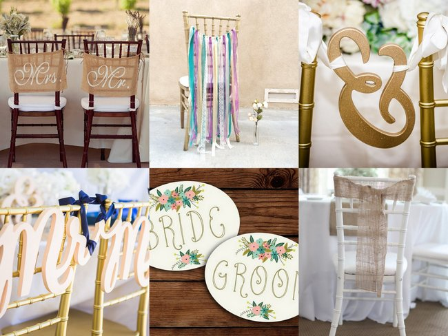 ideas for chair covers back posture support loads of swag wedding decoration with an abundance in which to dress up your chairs let creativity run wild whether you choose adorn all or
