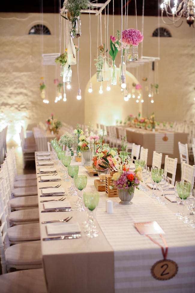Colourful Nooitgedacht South African Wedding