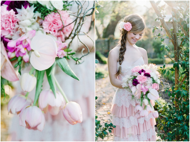 Rapunzel-Inspired Long Wedding Hairstyles For Spring