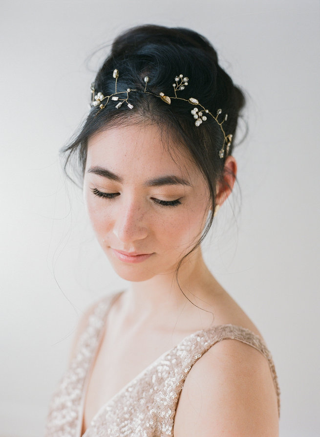 25 Most Romantic Vintage Inspired Bridal Headpieces For 2015