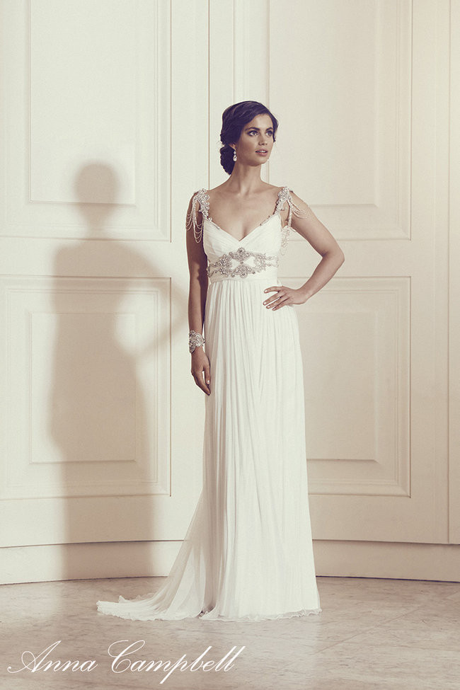 Anna Campbell Wedding Dress 2019