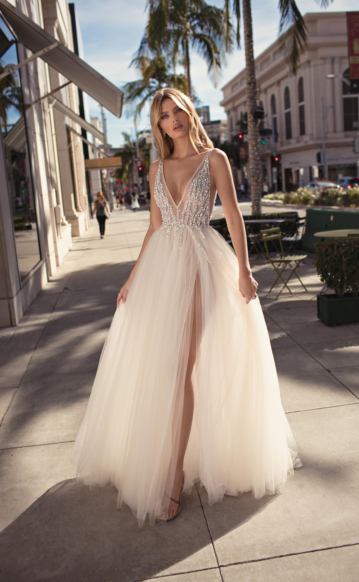 Sheer Perfection BERTAs 2019 City Of Angels Wedding