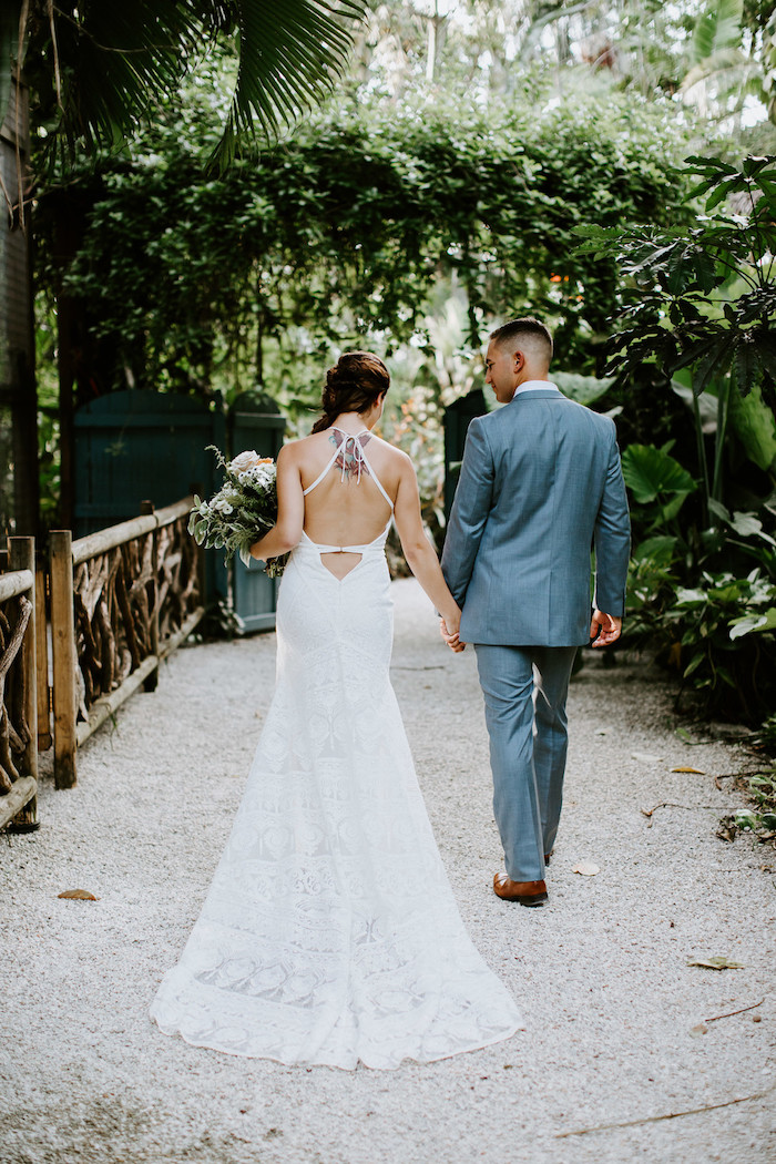 Incredibly Earthy Organic Outdoor Wedding Ideas