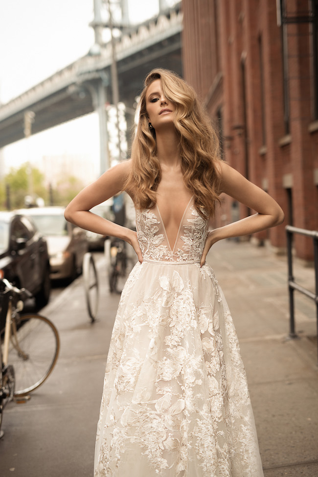 Feast your Eyes on Hot New Berta Wedding Dresses for 2018