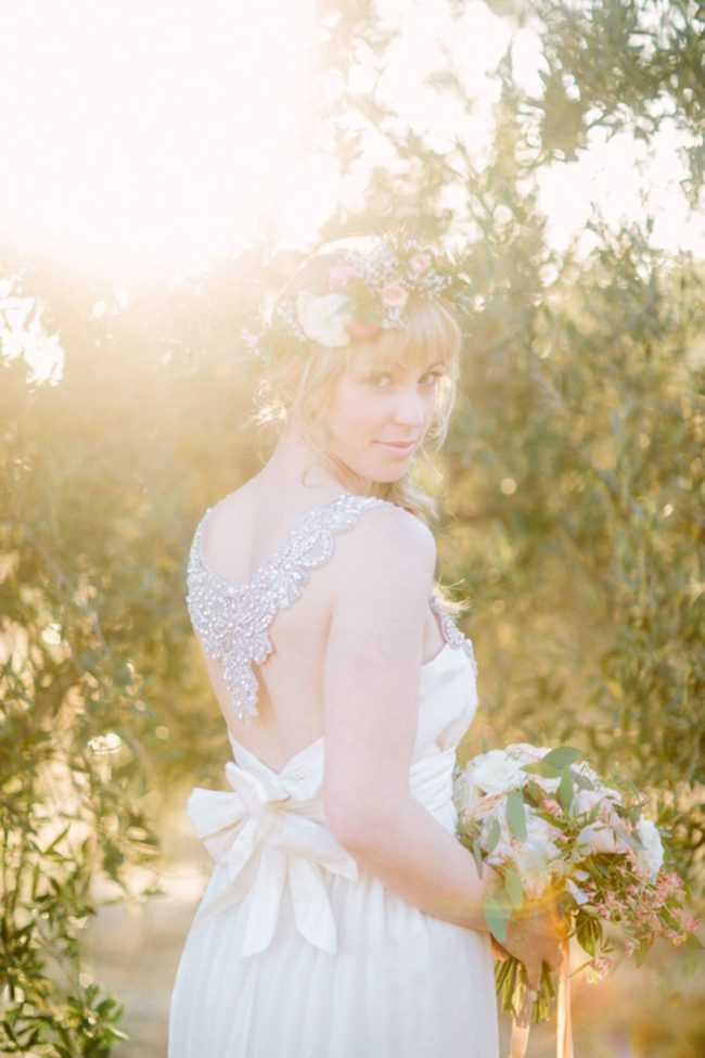 Dreamy Romantic Golden Hour Portraits
