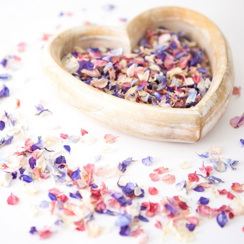 Create Your Own Bespoke Mix - Delphinium & Wildflower Petal Confetti