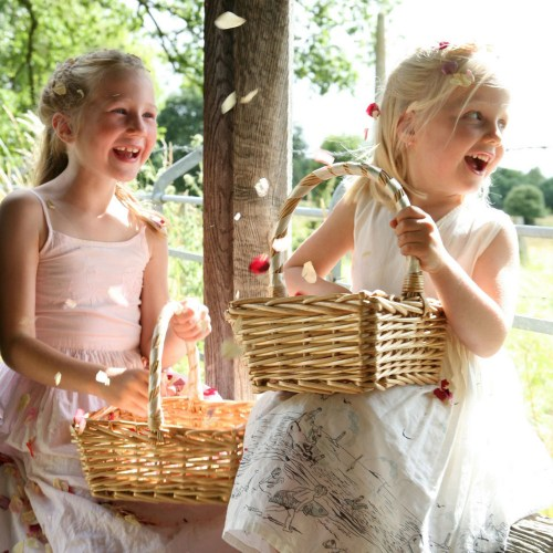 Pre-Mixed Confetti - Flower Girl Baskets
