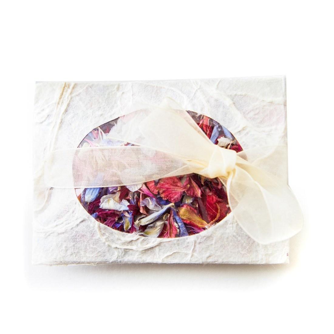Biodegradable Confetti Envelope