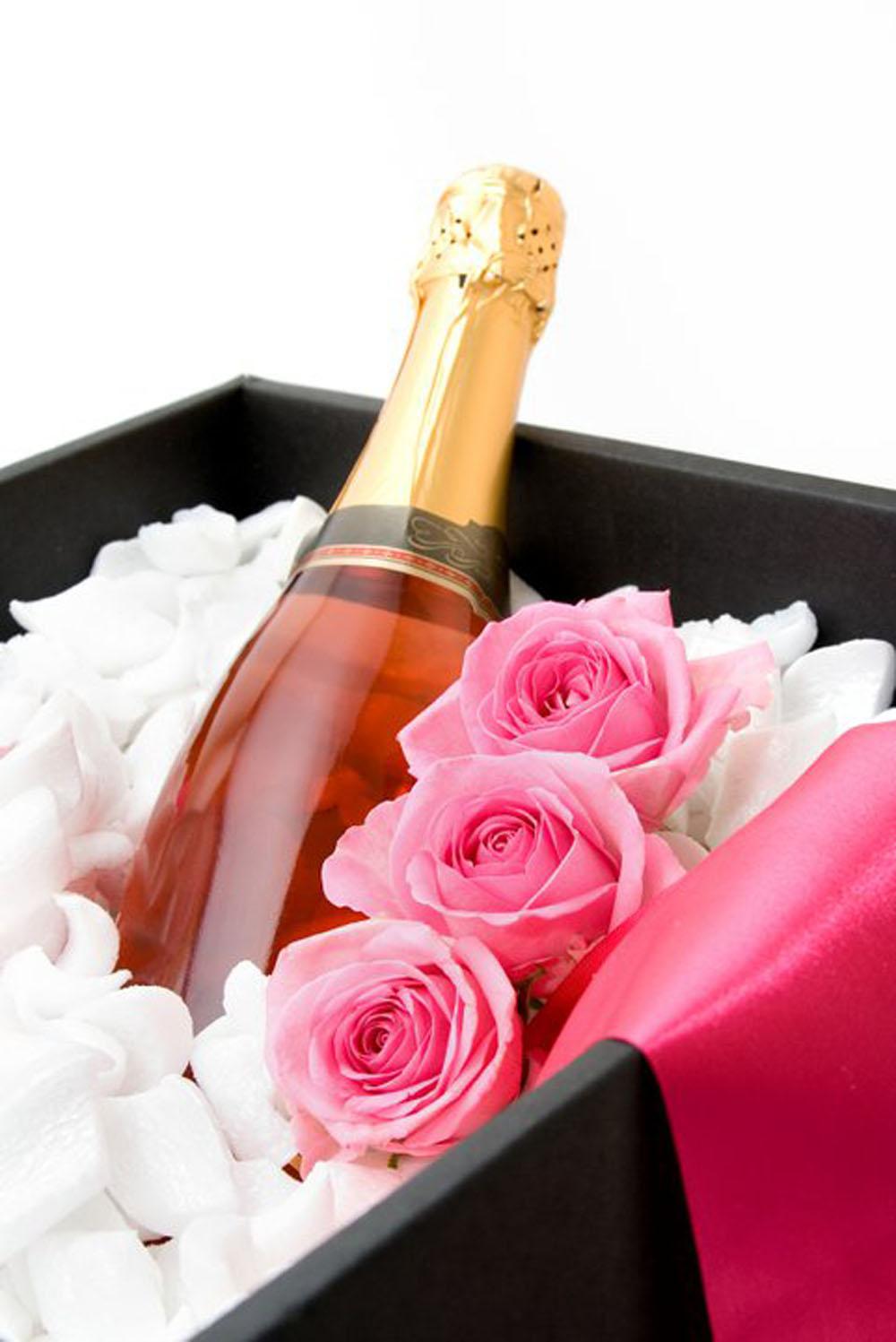 Rose Petals - gift box