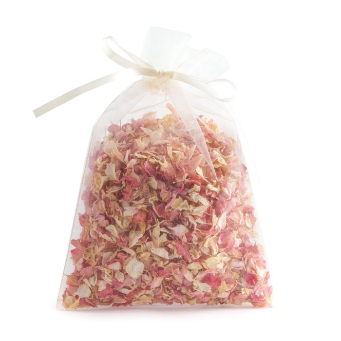 Pink Mix - 10 Handful Bag - Biodegradable Confetti - Real Flower Petal Confetti