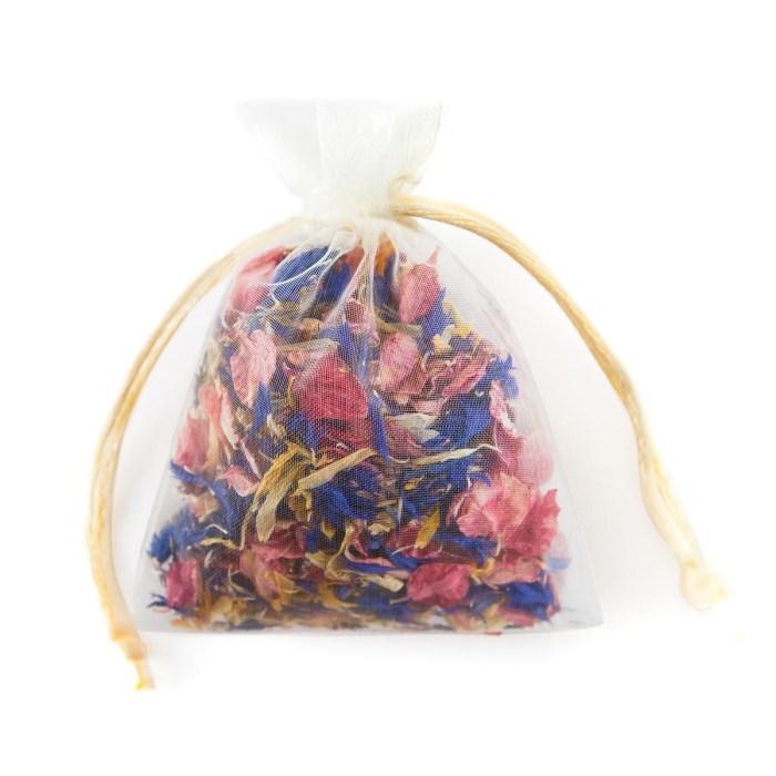 Sunshine Twist - Confetti Petal Bag