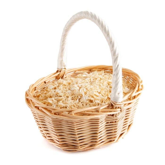 Vanilla Twist - Confetti Basket