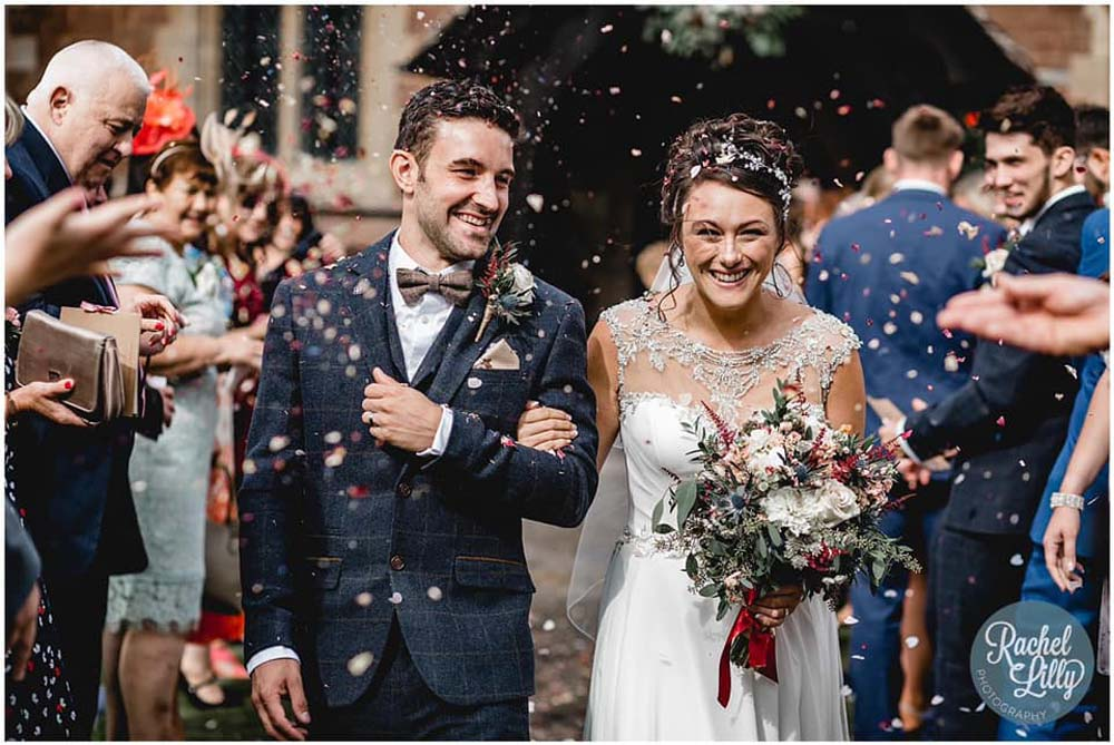 The Real Flower Petal Confetti Company's 2019 Confetti Moment Photo Competition - entry