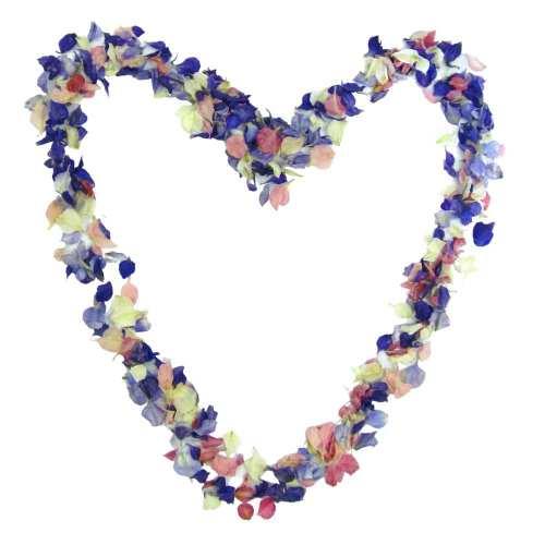 Memorial Petals for Scattering