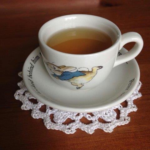 Harney & Sons peppermint tea